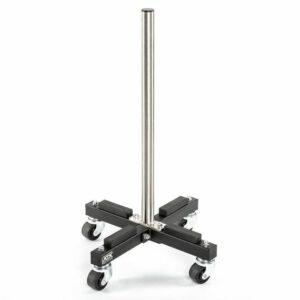 ATX® Bumper Plate Stacker - rollbarer Stapelständer für Hantelscheiben