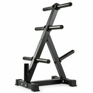 WEIGHT RACK – Hantelscheibenständer 50 mm mit Stangenfach