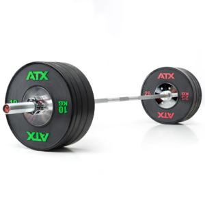 Vorteilspaket! ATX® Weight Lifting Set HQ - 160 kg