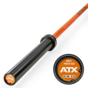 ATX® Cerakote Multi Bar - Langhantelstange in Hunter Orange