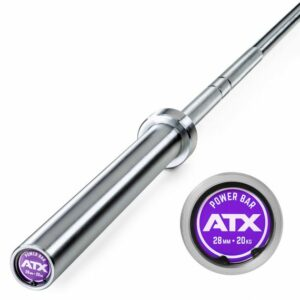 ATX® Power Bearing Bar 220 cm +700 kg - Federstahl - gelagert