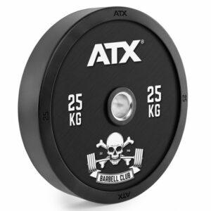 ATX® Barbell Club - Full Design Bumper Plates - 5 bis 25 kg