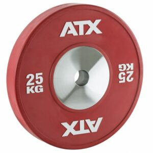 ATX® HQ-Rubber Bumper Plates – COLOUR – Hantelscheiben – internationaler Farbcode