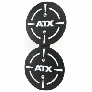 ATX® Ball Target double – Ballwurf Zielscheibe doppelt