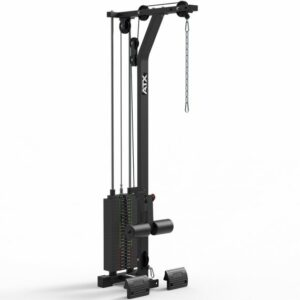 ATX® Lat-Machine-Option LTO-650 – 115 kg Stack Weight