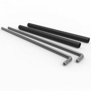 ATX® Pin Pipe Safety – Notablagen 500 – 60 cm  Paar
