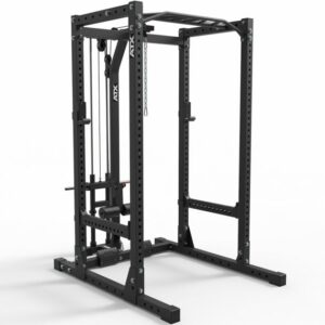 ATX® Power Rack 720 - H215 mit Pro-Latzugstation Plate Load