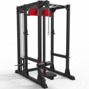 ATX® Power Rack Komplettset-240 mit Latzugstation Plate Load zum Vorteilspreis!