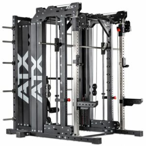 ATX® - Smith Cable Rack 760 - Komplettset - Stack Weight