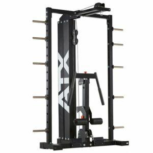 ATX® – Latzuganbau für das ATX® Smith-Cable-Rack – Steckgewichte