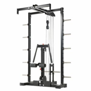 ATX® - Lat Machine Option for ATX® Smith-Cable-Rack - Plate Load