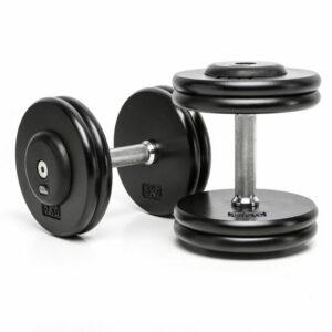 CHD-Kompakthanteln Guss - bis 20kg in 1kg-Steigung