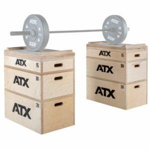 ATX® Heavy Weight Jerk Block Set - Made in Germany