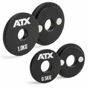 ATX® Magnetic Add-Weight / Magnetgewichte - Auswahl 0,5 + 1 kg