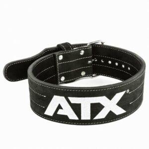 ATX® Power Belt - Veloursleder - schwarz - Größen S - XXL