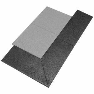 Gymfloor® - Aufgehelemente Rand und Ecken - 30 mm