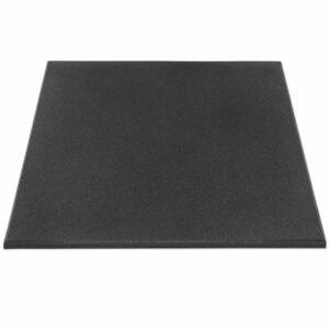 Gymfloor® - Granulat Bodenschutzplatte - Premium Extra Fein - 1000 x 1000 x 20 mm