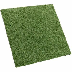 Gymfloor® - Rubber Tile System - Kunstrasenfliese Multiplay 20 mm