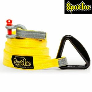 SLED ATTACHMENT STRAP FROM SPUD INC.