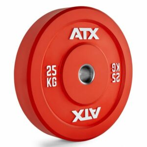 ATX® Color Full Rubber Bumper Plates - Hantelscheiben