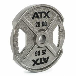 ATX® XT-Iron Plate – Hantelscheibe mit Hammerschlageffekt