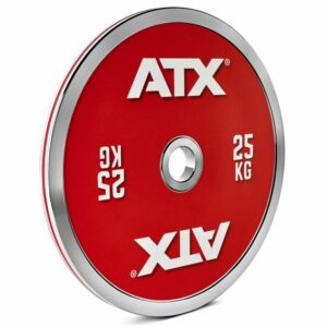 ATX® Calibrated Steel Plates- CC - 5 bis 25 kg