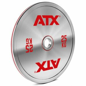ATX® Calibrated Steel Plates- CS - 5 bis 25 kg