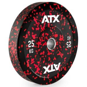 ATX® COLOR SPLASH BUMPER PLATES - 5 BIS 25 KG