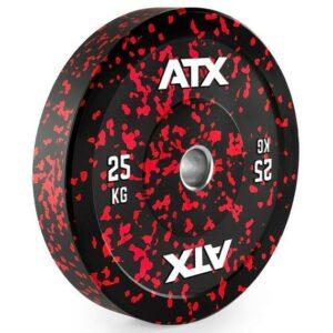 ATX® COLOR SPLASH BUMPER PLATES - 5 BIS 25 KG